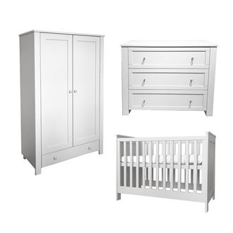 Babykamer New Classic KC Exclusief (commode 3 lades)