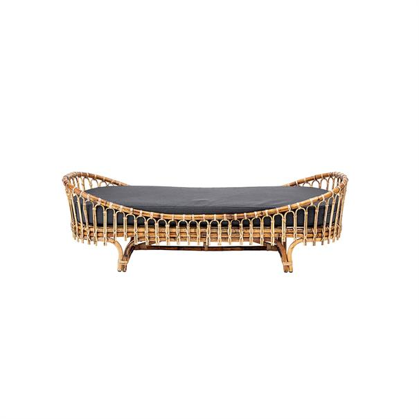 Bloomingville 'Madison Daybed' Rotan - 80 x 185 CM