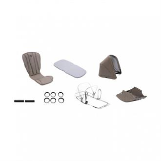 Bugaboo Fox mineral style set compleet TAUPE