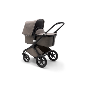 Bugaboo Fox - Mineral Style Set - Taupe - Zwart Frame