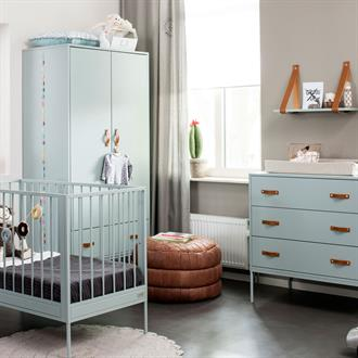 Coming Kids Babykamer Bliss Seagreen 3-delig
