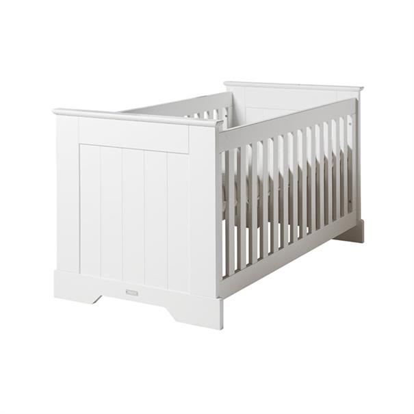 Cot-bed Narbonne white 70x140 cm