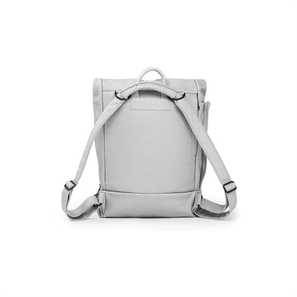 Family Bag | Leather | Cloud Grey