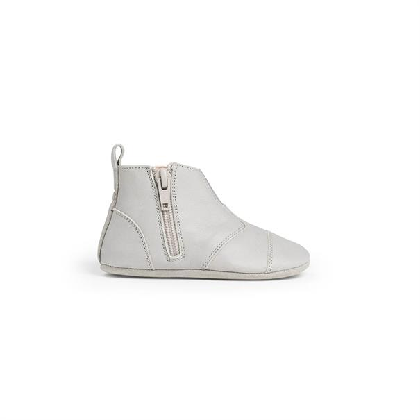 First Steps Shoe | Leather | 15 - 16 | Cloud Grey