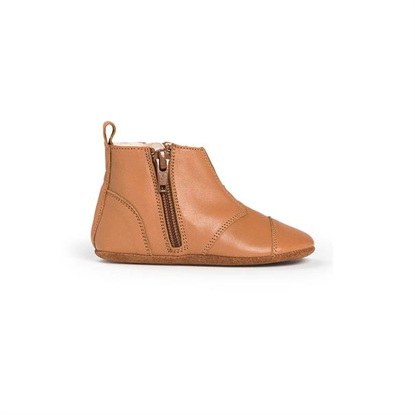First Steps Shoe |Leather| 15 - 16 | Sunset Cognac