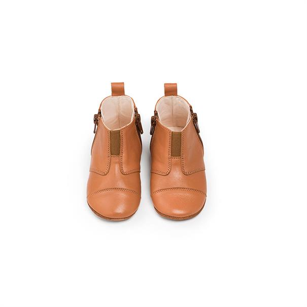 First Steps Shoe |Leather| 19 - 20 | Sunset Cognac