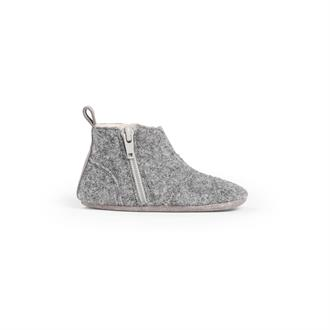 First Steps Shoe | Wool | 17 - 18 | Misty Grey