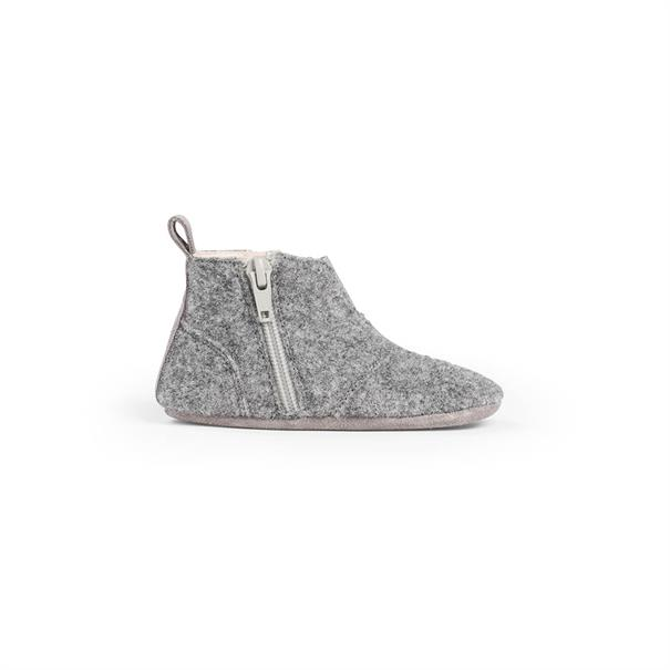 First Steps Shoe | Wool | 23 - 24 | Misty Grey