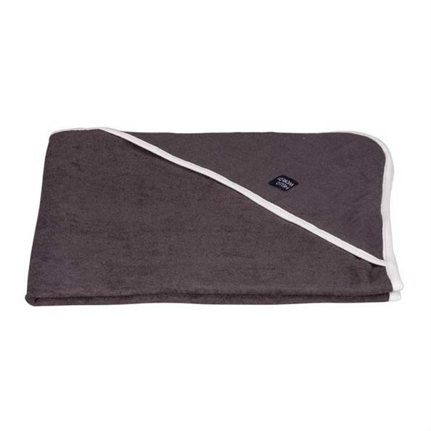 Hooded towel terry