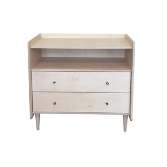 KC Commode LUCY - Blank Gelakt