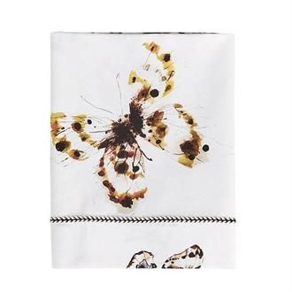 Laken Mies en Co Fika butterfly 110x140