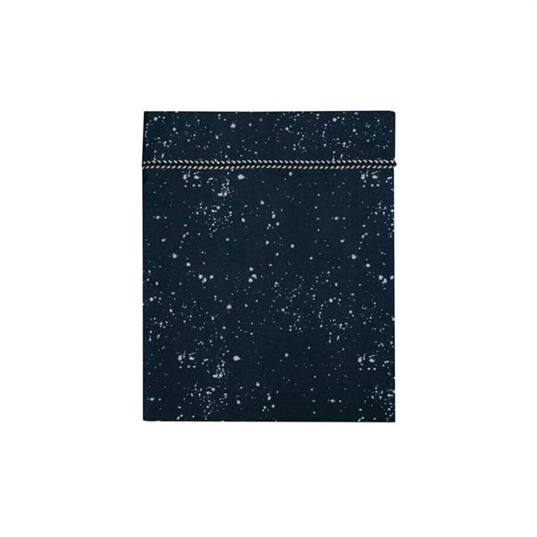 Ledikantlaken 'Galaxy Parisian Night ' - 110 x 140