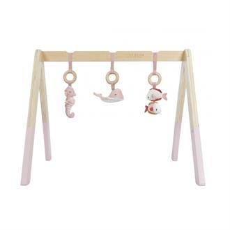 Little Dutch Houten Babygym - Ocean Pink