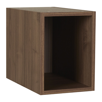 Quax Cocoon nis commode walnut