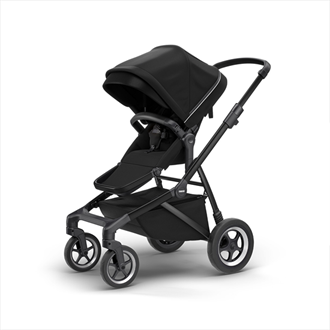 Sleek kinderwagen midnight Thule