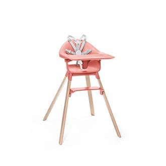 Stokke Clikk Kinderstoel High Chair - Sunny Coral