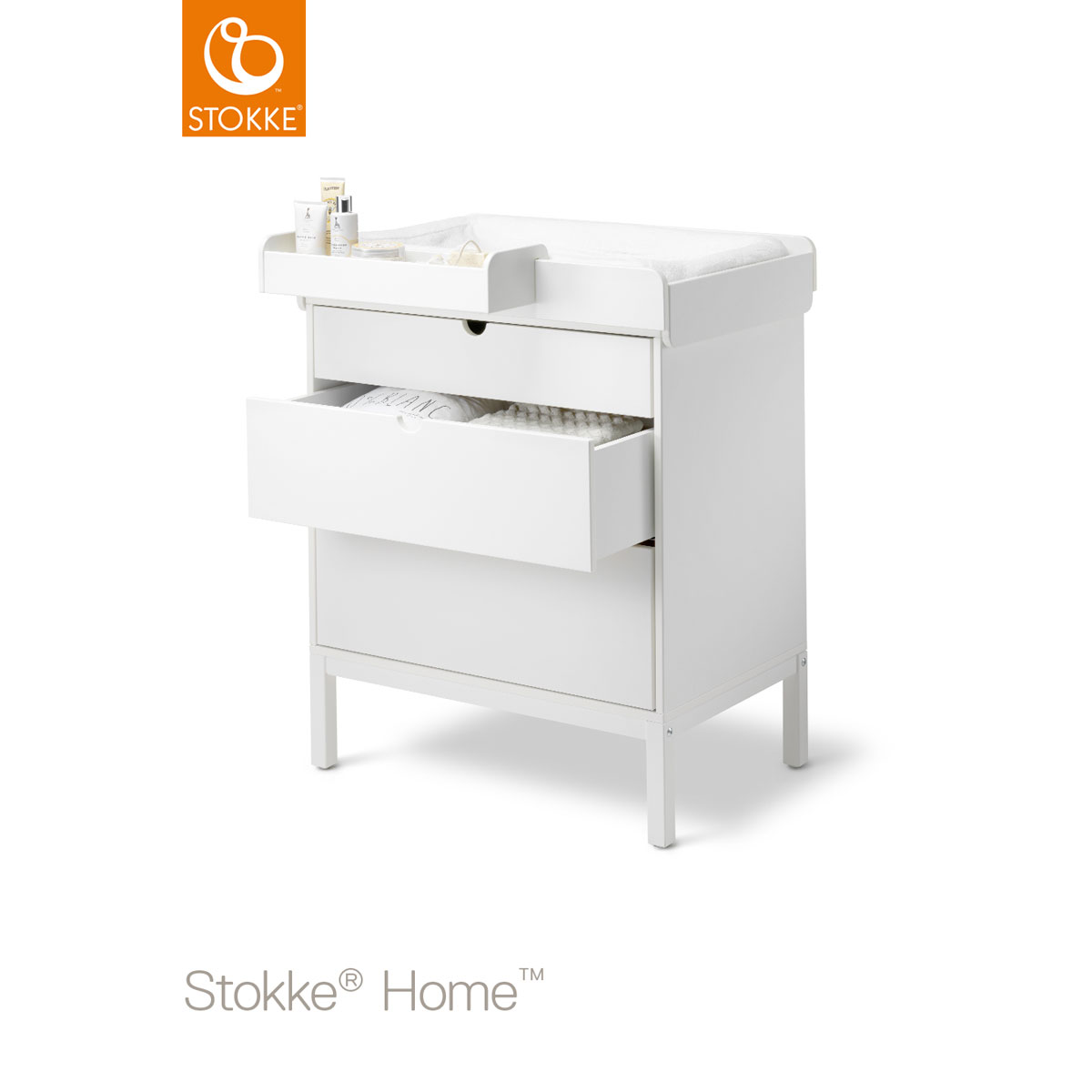 Commode Of Ladenkast.Stokke Home Commode Ladekast Wit