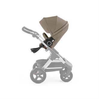 Stokke Stokke trailz zitting brown