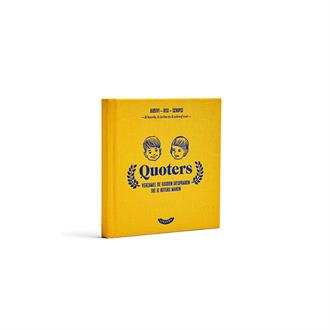 Stratier Logboek: 'Quoters'
