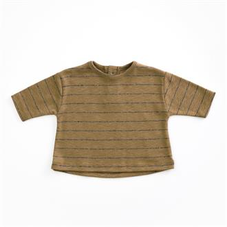 Striped jersey t-shirt Play up
